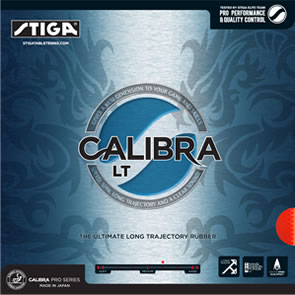 Stiga Calibra LT Table Tennis Rubber