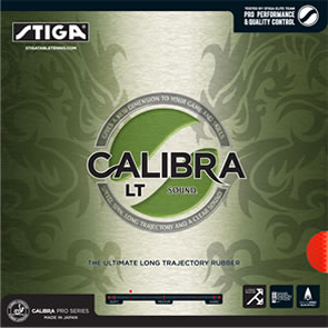 Stiga Calibra LT Sound Table Tennis Rubber