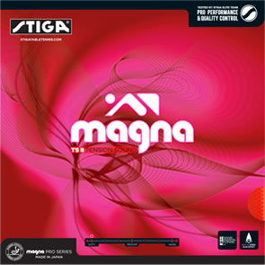 Stiga Magna TS II Table Tennis Rubber