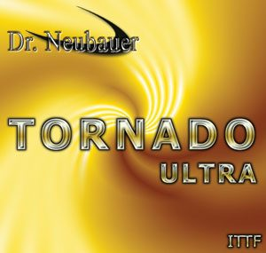 Dr Neubauer Tornado Ultra Short Pimple Table Tennis Rubber