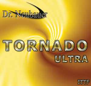 Dr Neubauer Tornado Ultra Short Pimple Table Tennis Rubber