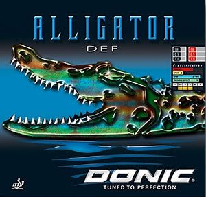 Donic Alligator Def Long Pimple Table Tennis Rubber