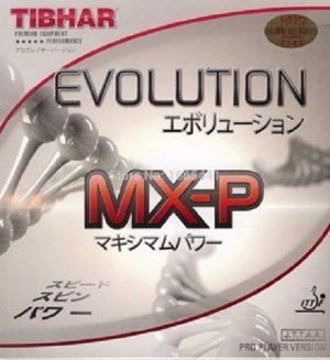 Tibhar Evolution MX-P Table Tennis Rubber