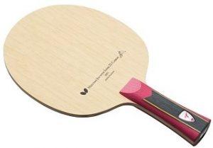 Butterfly Jun Mizutani Super ZLC OFF Table Tennis Blade