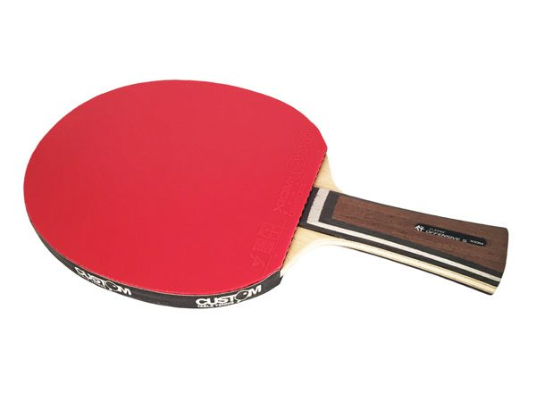 2V XIOM Classic Offensive S + VEGA DF Table Tennis Bat
