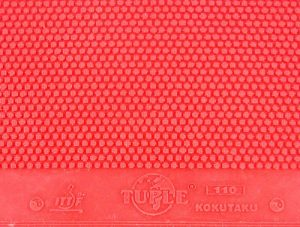 Kokutaku 110 OX No Sponge Medium Pimple Table Tennis Rubber