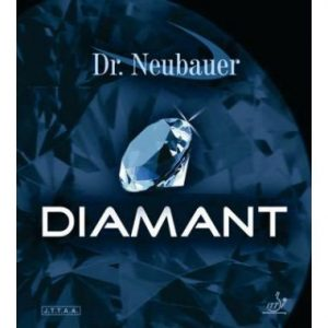 Dr Neubauer Diamant Medium Pimple Table Tennis Rubber