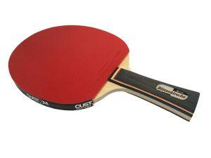 Blutenkirsche Force + Xiom Vega Intro Table Tennis Bat