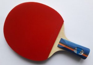 Blutenkirsche Elite 5 Star PENHOLD Custom Table Tennis Bat