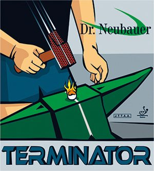 Dr Neubauer Terminator Short Pimple Table Tennis Rubber