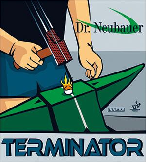 Dr Neubauer Terminator Short Pimple Table Tennis Rubber