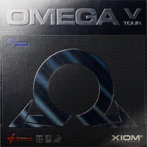 XIOM Omega V Tour DF Table Tennis Rubber