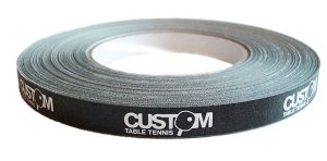 Custom Table Tennis Bat Edge Tape 50m x 12mm Roll