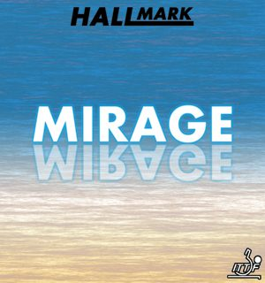Hallmark Mirage Table Tennis Rubber