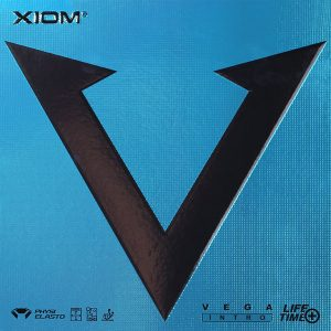 Xiom Vega Intro Table Tennis Rubber
