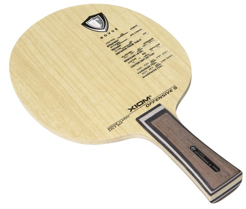 XIOM Classic Offensive S Table Tennis Blade