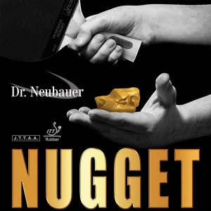 Dr Neubauer Nugget Short Pimple Table Tennis Rubber