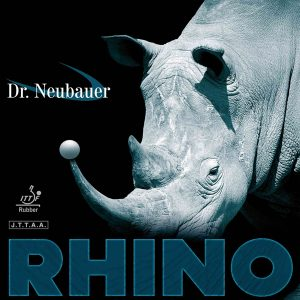 Dr Neubauer Rhino Table Tennis Rubber
