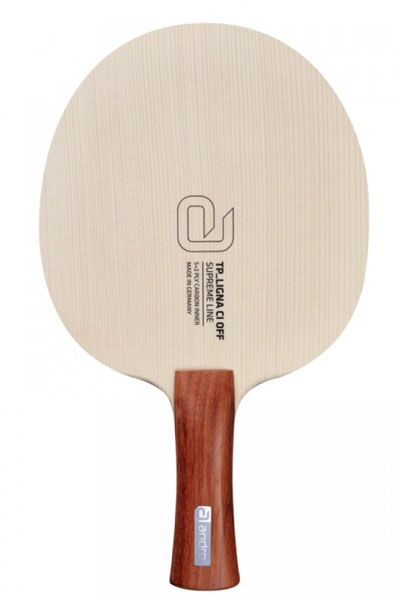 Andro Ligna CL OFF Table Tennis Blade
