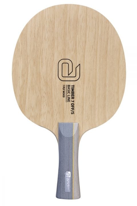 Andro Timber 7 OFF/S Table Tennis Blade