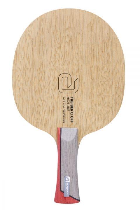 Andro Treiber CI OFF Table Tennis Blade