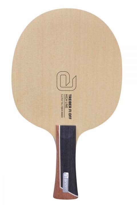 Andro Treiber FI OFF Table Tennis Blade