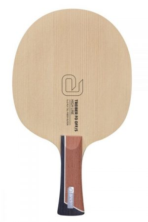 Andro Treiber FO OFF/S Table Tennis Blade