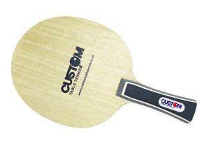 Custom Table Tennis Black Advance Table Tennis Blade