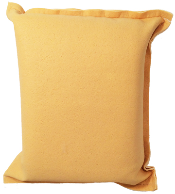 Table Tennis Rubber Chamois Cleaning Sponge