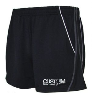 CUSTOM TABLE TENNIS PRO MATCH SHORTS