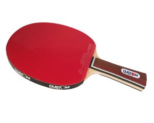 Custom Table Tennis Carbon Professional Table Tennis Bat
