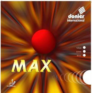 Donier Max Rubber