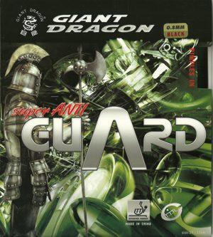Giant Dragon Guard Super Anti Table Tennis Rubber