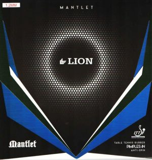 Lion Mantlet Anti Spin Table Tennis Rubber