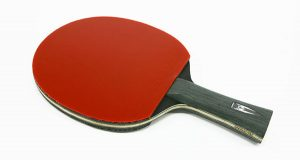 Xiom MUV 9.0s Pro Carbo Carbon Offensive + Table Tennis Bat