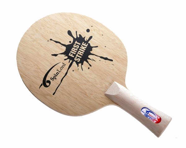 SpinLord First Strike II Offensive Table Tennis Blade