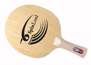 SpinLord Ultra Balsa V Offensive Table Tennis Blade