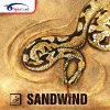 SpinLord Sandwind Table Tennis Rubber