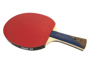 1FS7 Xiom Feel S7 Bat + Vega Rubbers - Table Tennis Bat