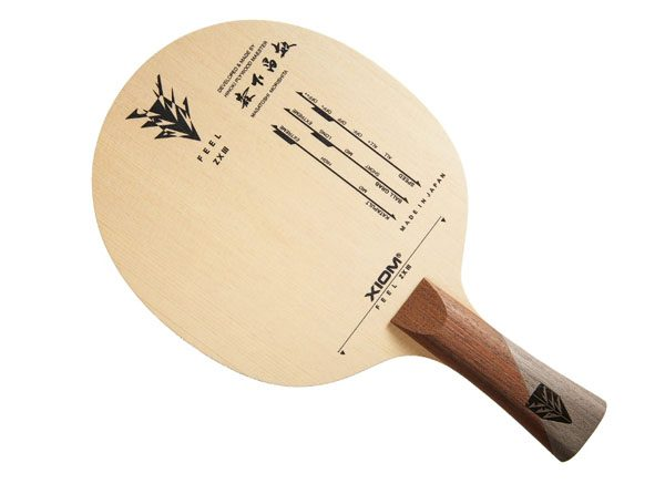 XIOM Feel ZX3 Table Tennis Blade