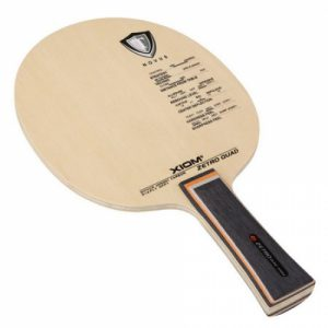 XIOM Zetro Quad Table Tennis Blade