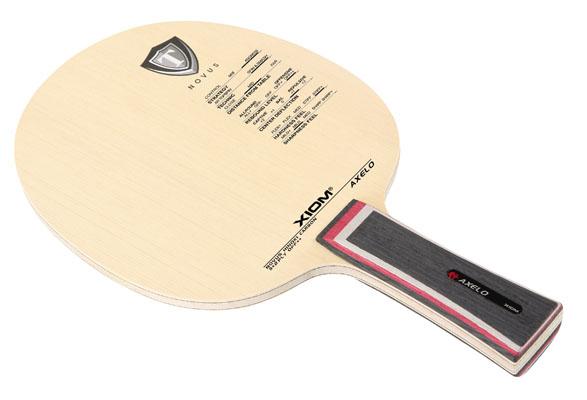 XIOM Axelo Table Tennis Blade