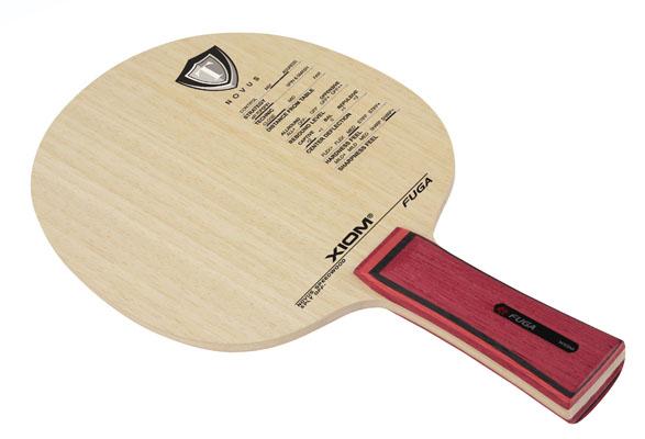 XIOM Fuga Table Tennis Blade