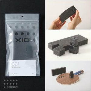 Xiom GS1 Table Tennis Glue Sponge