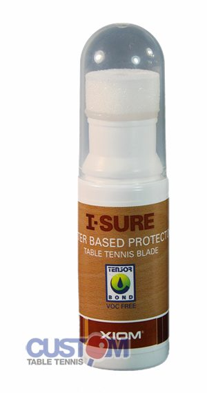 Xiom I-Sure Table Tennis Blade Protection Sealer