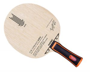 XIOM ICE CREAM AZX - Jung Youngsik Table Tennis Blade - LIMITED SPECIAL OFFER