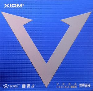 Xiom Vega China Table Tennis Rubber