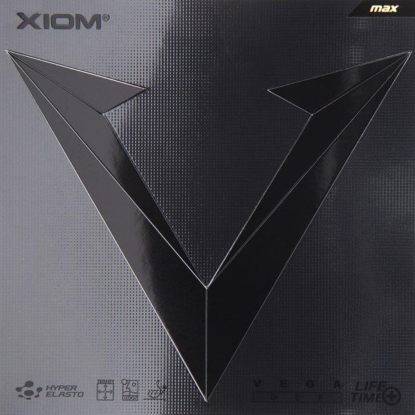 Xiom Vega DEF Table Tennis Rubber