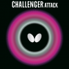 Butterfly Challenger Attack Short Pimple Table Tennis Rubber