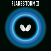 Butterfly Flarestorm II Short Pimple Table Tennis Rubber